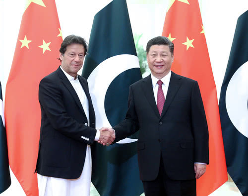 China and Pakistan discuss climate change and new energy development