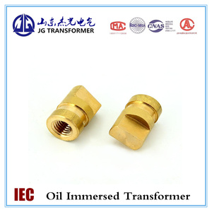 Embedded Copper Terminals