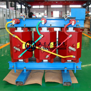 Epoxy Resin Encapsulated Transformer