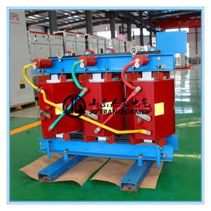SCB10 Epoxy Resin Cast Dry Transformer