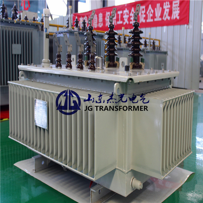The Indication of Transformer Model S11-10/0.4-800KVA
