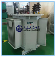 S13-M-RL Three-Dimension Iron Core Transformer