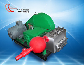 High Pressure Booster Pumps for Oilfield Water Injection