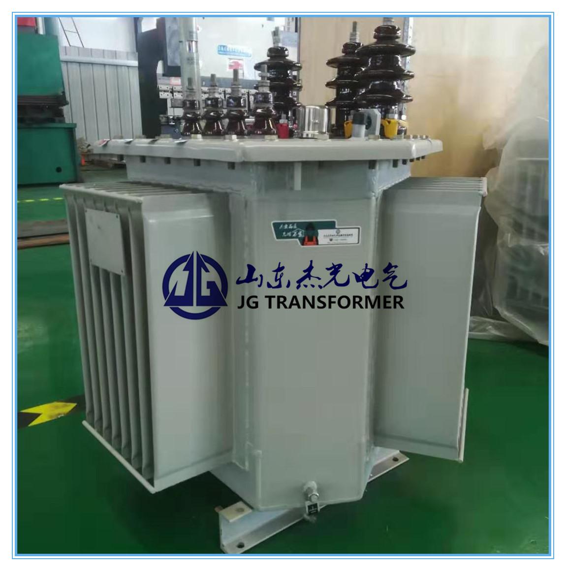 Three-Dimension Iron Core Transformer